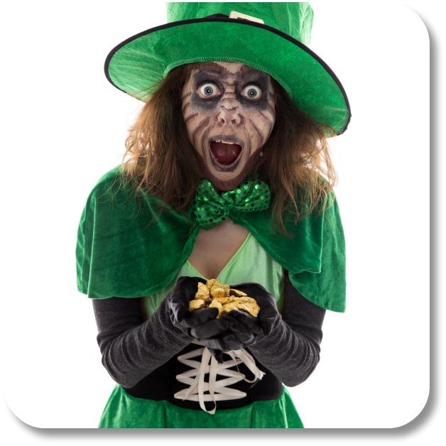 Irish Halloween - Leprechan Costume