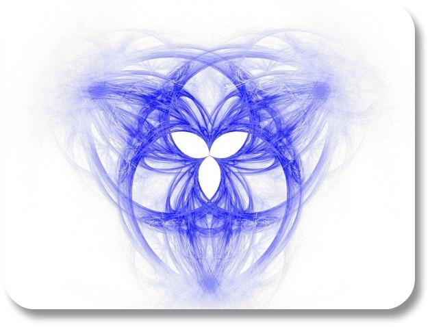 Celtic Trinity Symbol - Modern Trinity Symbo