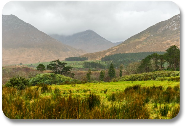 Connemara Travel - Connemara Landscape