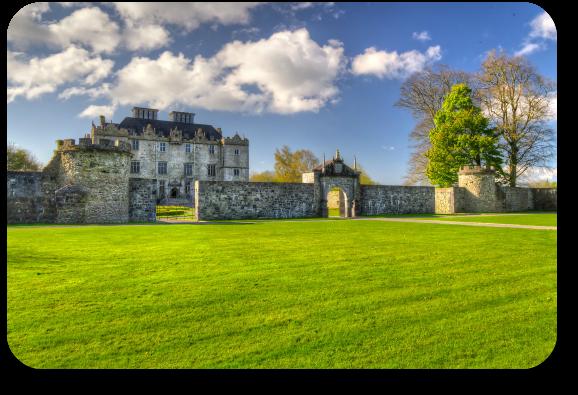 Irish Expressions - Portumna Castle