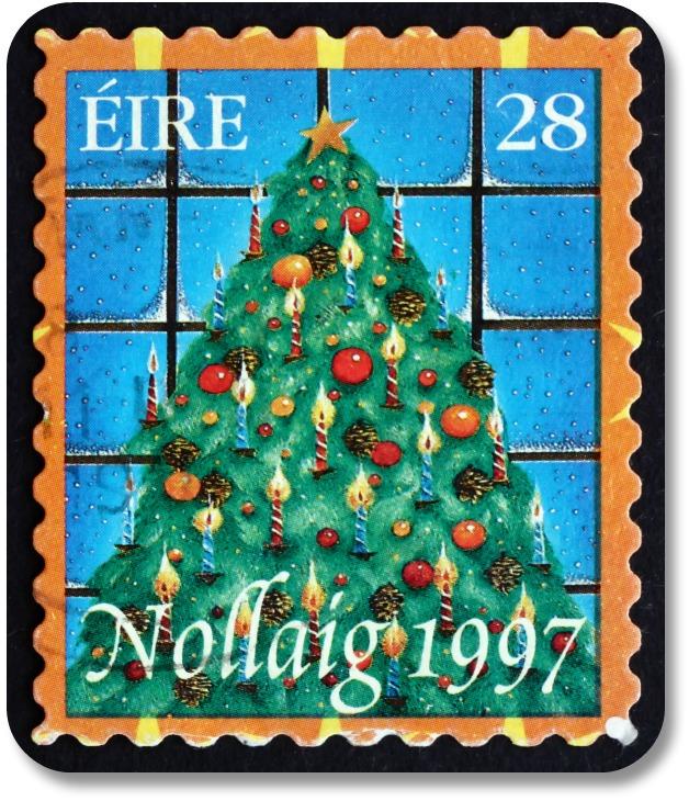 Irish Christmas Traditions - Irish Christmas Tree