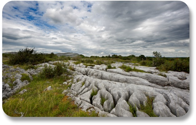 Shannon Ireland Travel - The Burren