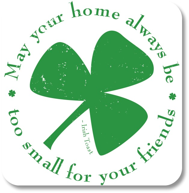 Irish Symbols - The Shamrock