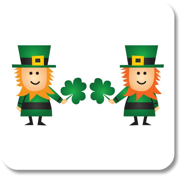 Irish Craic - Friendly Leprechans