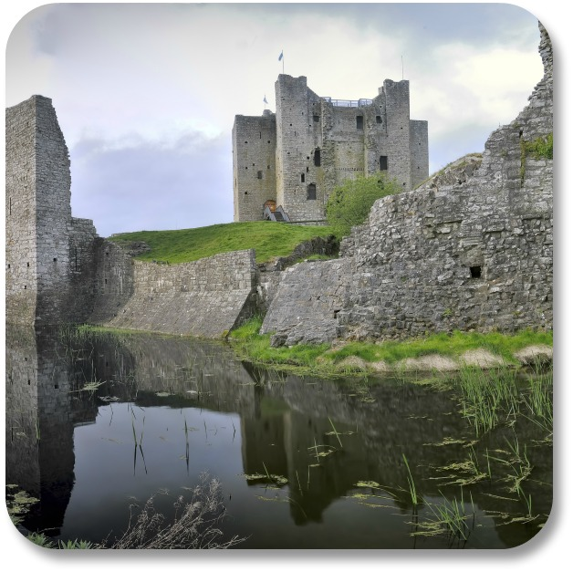Irish Castle Vacations - Trim Castle