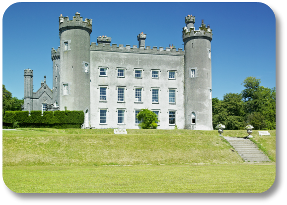 Irish Expressions - Tullynally Castle