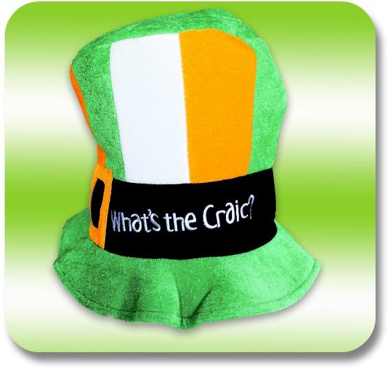 Irish Sayings - What's the Craic?