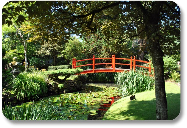 Ireland Travel Destinations - Japanese Garden County Kildare