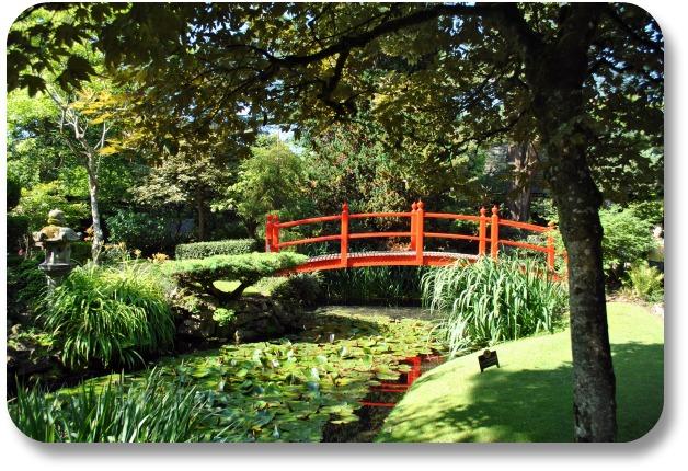 Ireland Travel Destinations - Japanese Garden County Kildare