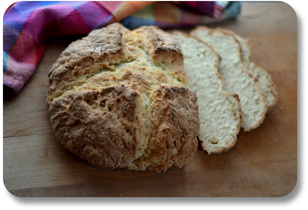 Irish Soda Bread Recipe - White Soda Bread