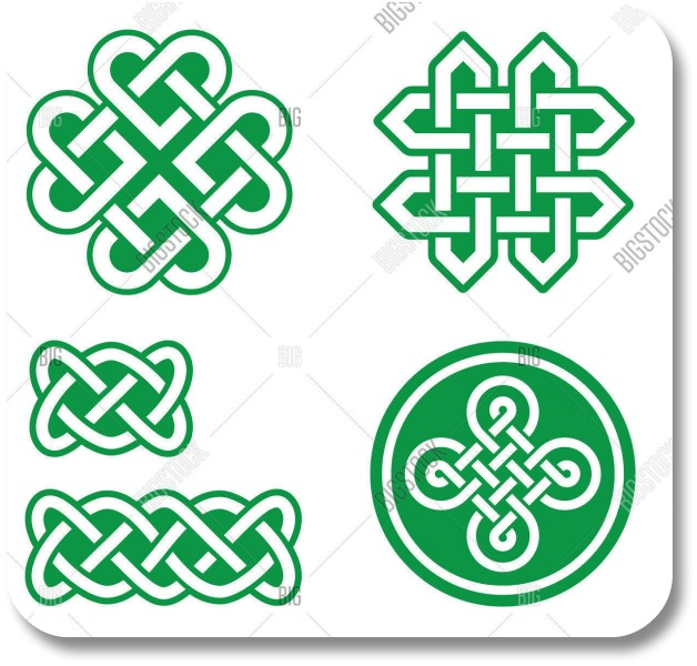 Irish Tattoo Designs - Celtic Knot Designs