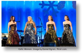 Irish Music - Celtic Woman.