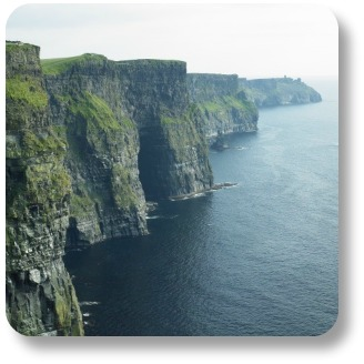 Ireland Travel Destinations - Cliffs of Moher