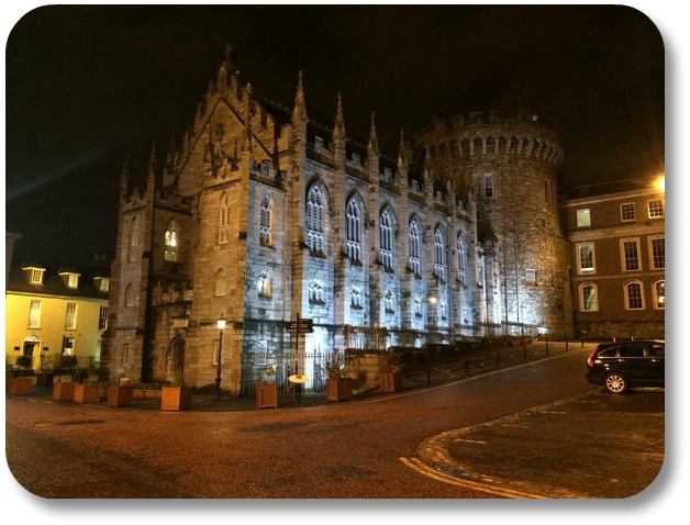 Picture of Ireland - Dublin Castle at Night