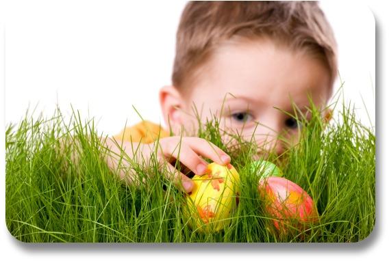 Irish Easter Egg Hunt