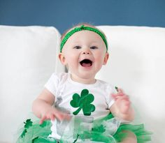 Irish names - Shamrock Baby