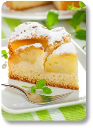 Irish Desserts - Apple Cake