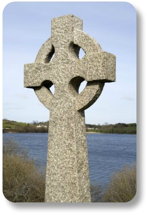 Irish Symbols - Celtic Cross