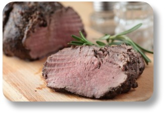 Irish Christmas Food - Sliced Spiced Beef...