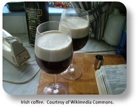 Irish Food Recipes - Irish Coffee