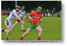 Irish Sports - Hurling