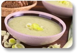 Recipes for St Patricks Day. Irish leek soup!