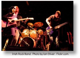 Irish Music - Irish Rock Band
