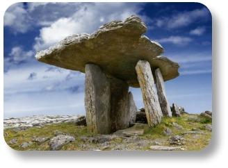 Ireland Travel Destinations - Poulnabrone Dolmen