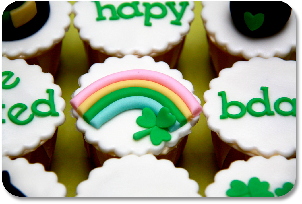 Irish Expressions - Birthday Cupcakes!  Photocredit:  Ween Nee via Flickr.