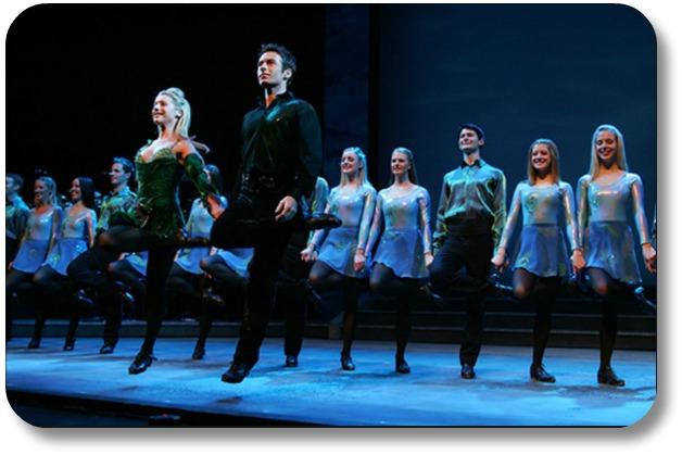 Irish Dancing - Riverdance: Property of Segerstrom Center for the Arts