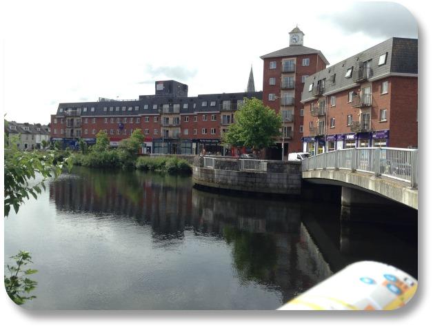 Cork County Ireland - Riverwalk in Cork