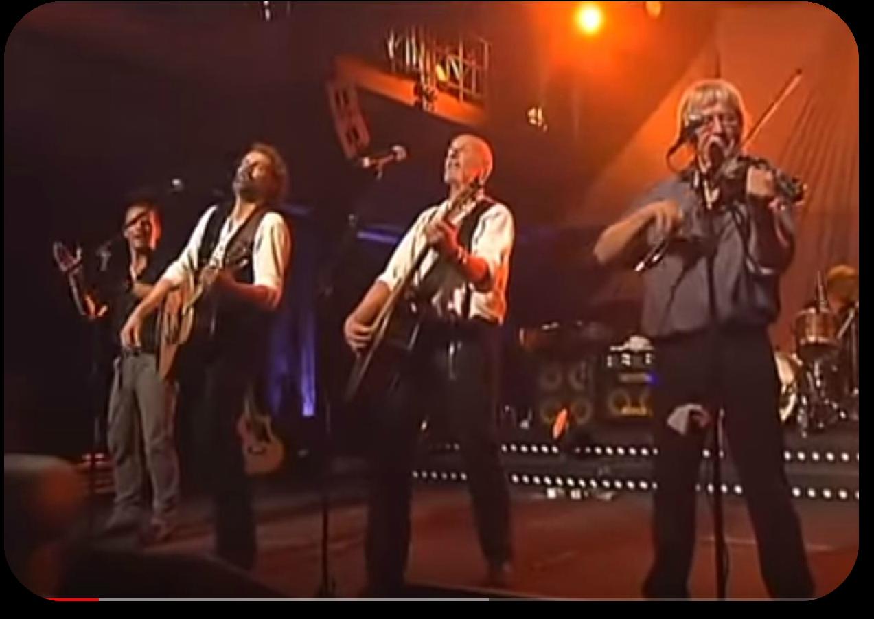 Irish Expressions - Irish Song Lyrics - Santiano performs Whiskey in the Jar.  Videocredit Fitz51275 via Youtube.