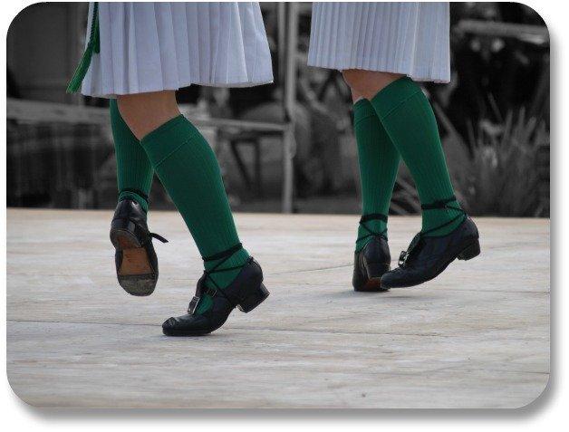 Irish Jig - Dancing Feet