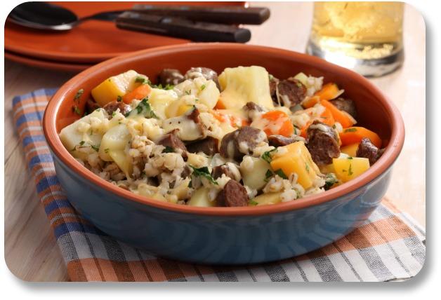 Irish Food Recipes - Dublin Coddle.
