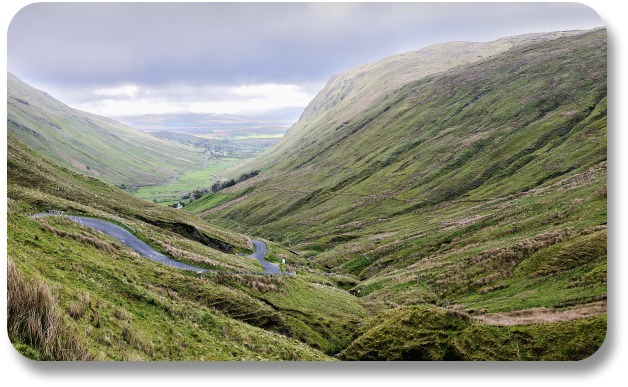 Things to Do In Donegal - Glengesh Pass