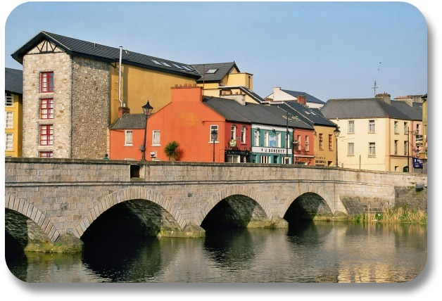 Things to Do in Donegal - Bridge Over River