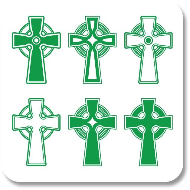 Irish Tattoo Designs - Celtic Cross Designs
