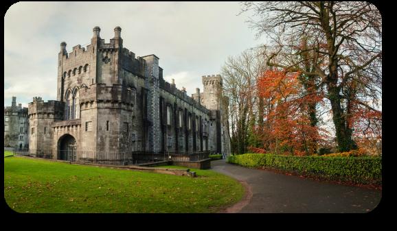 Irish Expressions - Kilkenny Castle