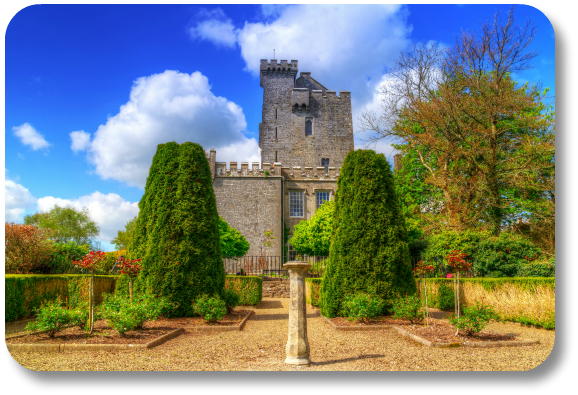 Irish Expressions - Knappogue Castle