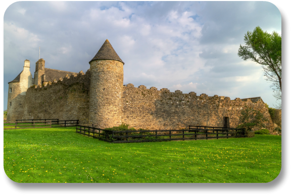 Irish Expressions - Parke's Castle