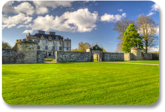 Irish Expressions - Portumna Castle