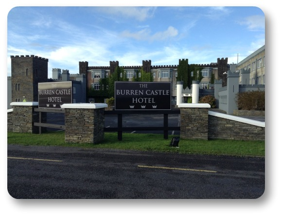 Irish Expressions - Burren Hotel