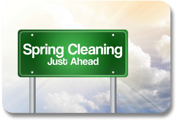 Irish Easter Spring Cleaning Ahead