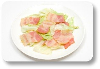 Recipes for St Patricks Day.  Fried cabbage with bacon!