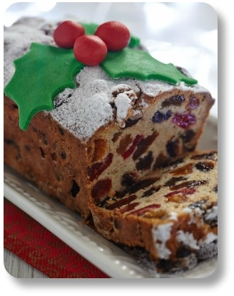 Irish Christmas Sayings - Christmas Cake