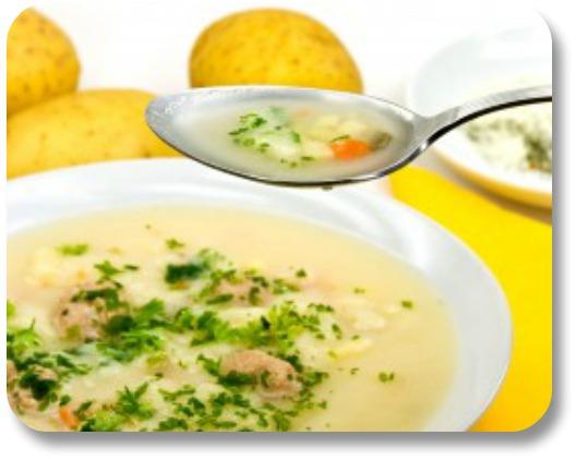 Irish Expressions - Irish Potato and Leek Soup